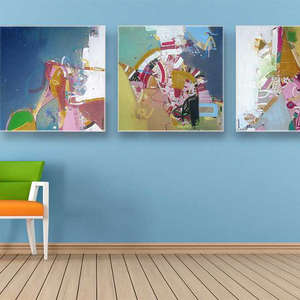 Interior art design for hospital