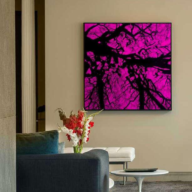 Interior art design for lobby