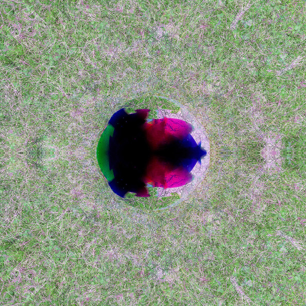 Eclipses en el suelo