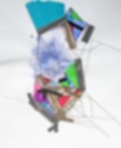 Art on paper Propiion 3 by Philippe Halaburda