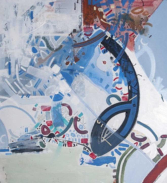 Season on canvas by Halaburda 2009