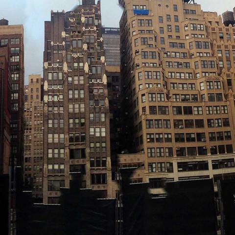Abstract photos of facades