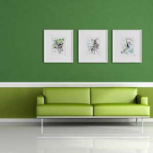 Interior art design for hopistal