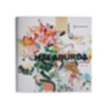Art book by Philippe Halaburda, multidisciplinary artist, USA