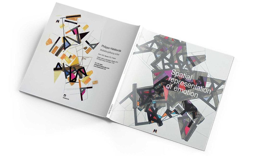 Square Magazine Mockup - Free Version-5c