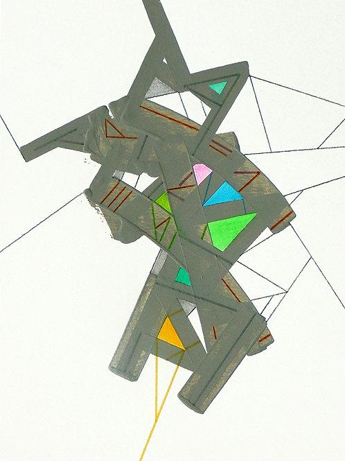 A shield Budiino 9 / 15
