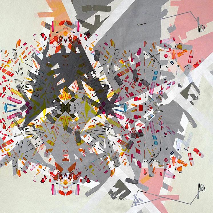Digital art based on original paintings by Halaburda