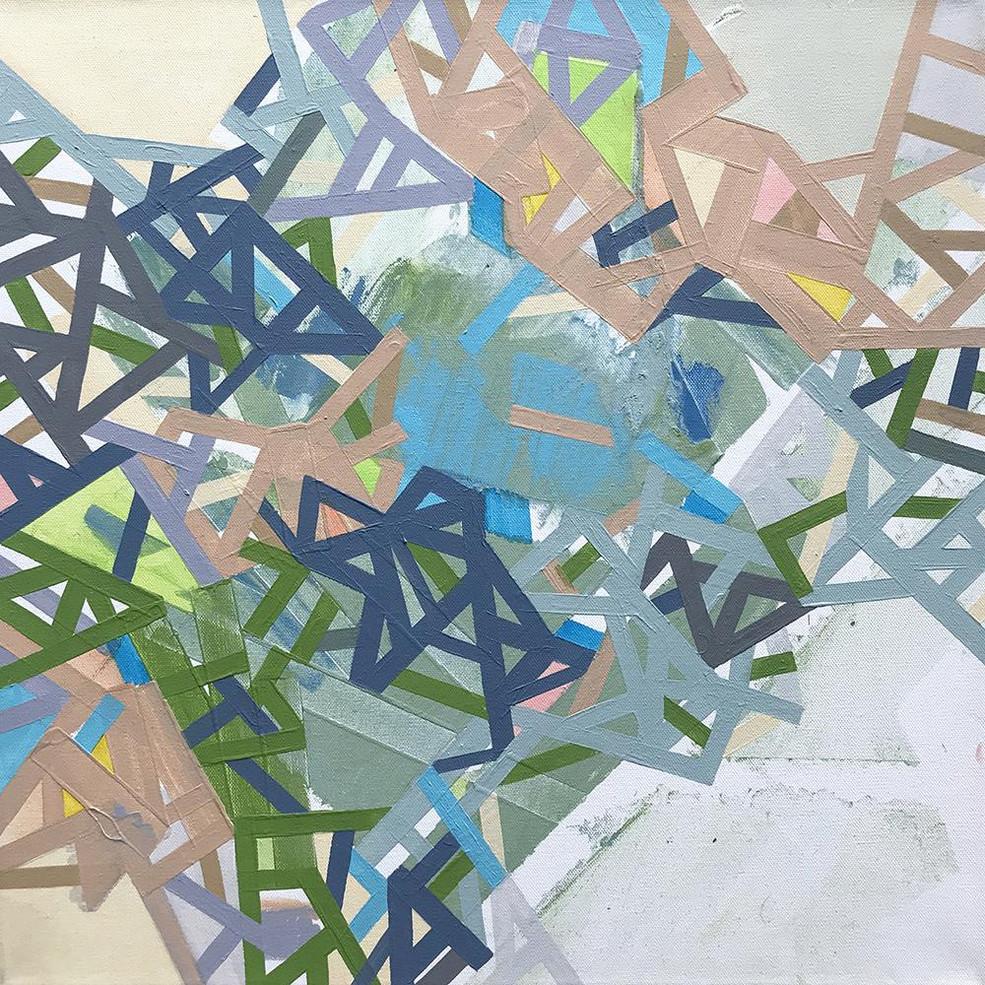 Social knowledge on canvas by Halaburda