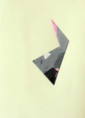 Art on paper Haator 19 by Philippe Halaburda