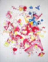 Geometric language by Philippe Halaburda