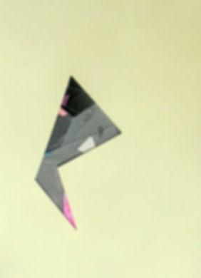 Art on paper Haator 24 by Philippe Halaburda