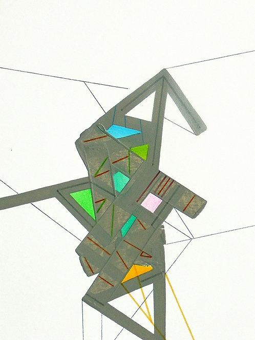 A shield Budiino 4 / 15