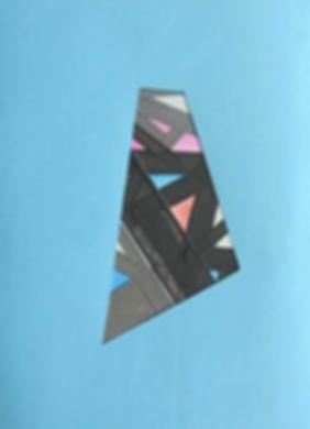 Art on paper Haator 4 by Philippe Halaburda