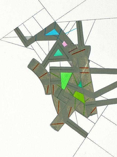 A shield Budiino 12 / 15