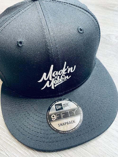 New Era x Mack'n & Mobb'n Black Snapback