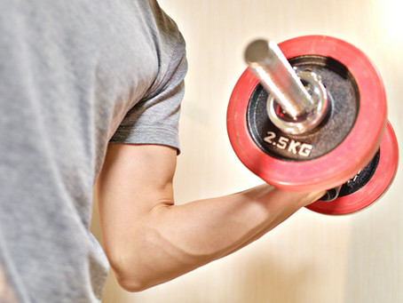 筋肉の収縮様式3種類