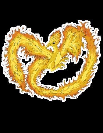 Golden Phioenix logo
