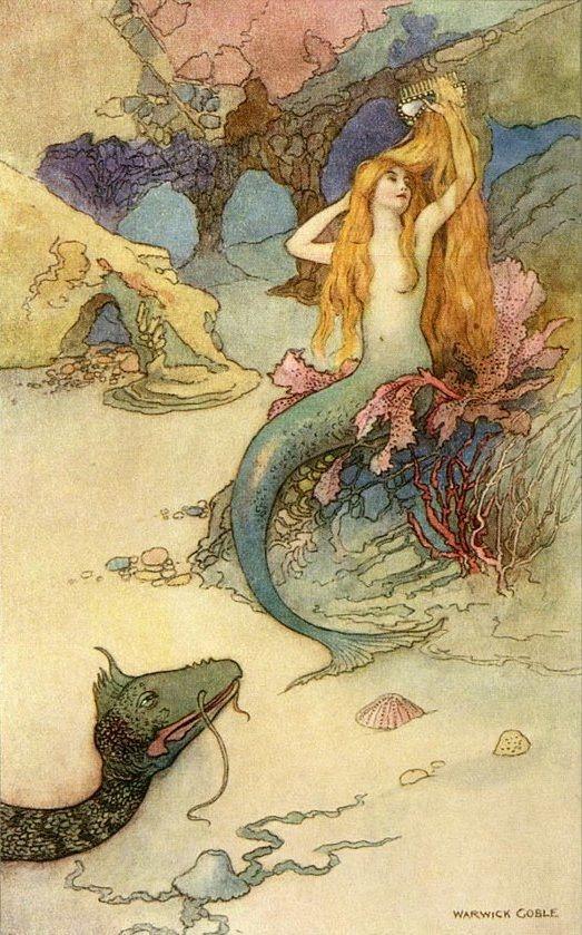 WARICK GOBLE Mermaid.jpg