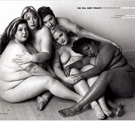 Leonard Nimoy's Photography FULL BODY PROJECT