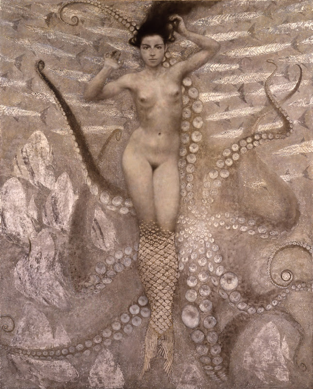 Toshiyuki Enoki Mermaid-ArtOdyssey1blogspot.jpg