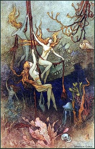 WGoble-Mermaids o seakelp.jpg