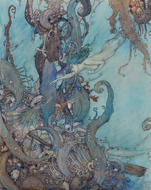Edmund Dulac little mermaid.jpg