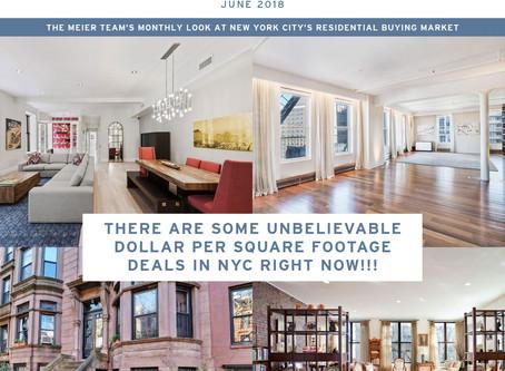June 2018 Real Estate Report
