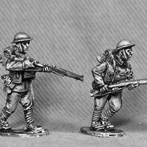 age of glory mutton chop miniatures 28mm very british