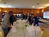Preparing Thanksgiving Meals