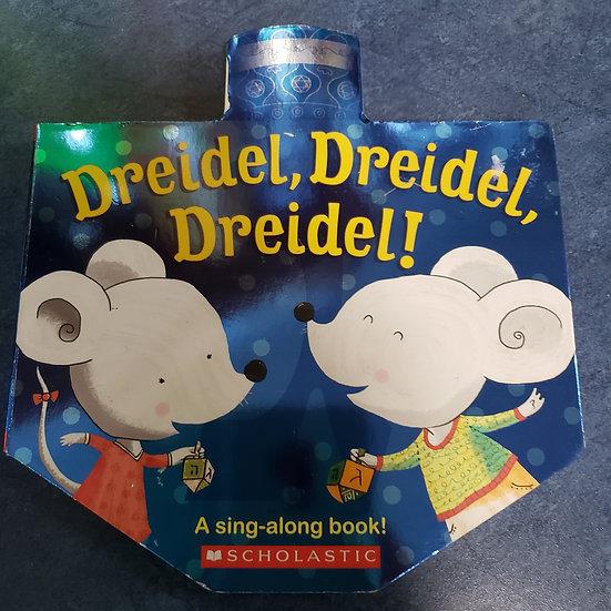 Dreidel, Dreidel, Dreidel! Scholastic Board Bool