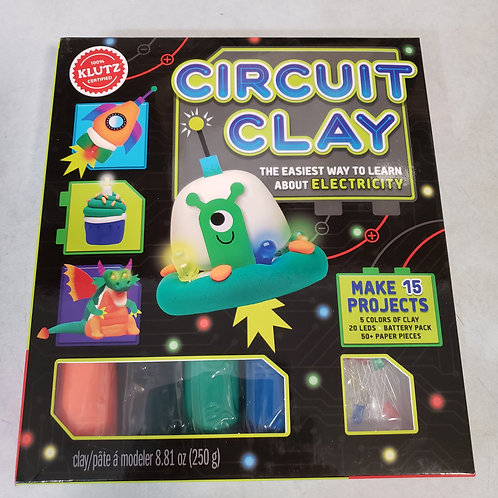Klutz - Circuit Clay - Electricity