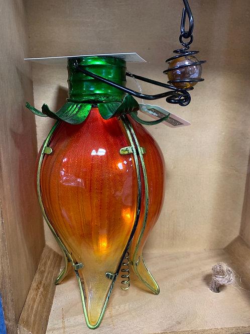 Solar Tulip Lantern