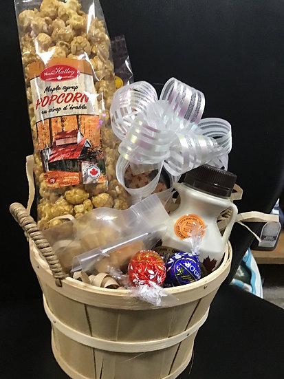 Maple Teaser Gift Basket