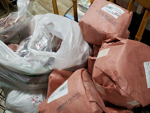 35lb Beef Package
