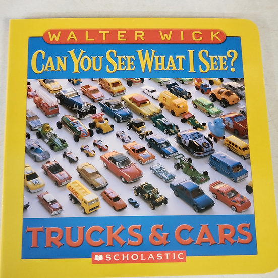 Can You See What I See? -Trucks and Cars