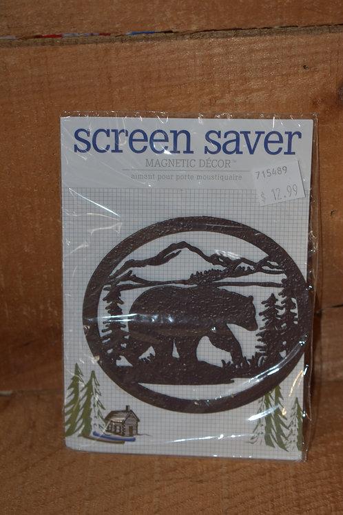 Bear Magnetic Screen Saver