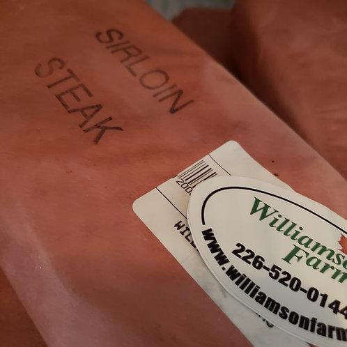 Sirloin Steak , whole cut-Frozen