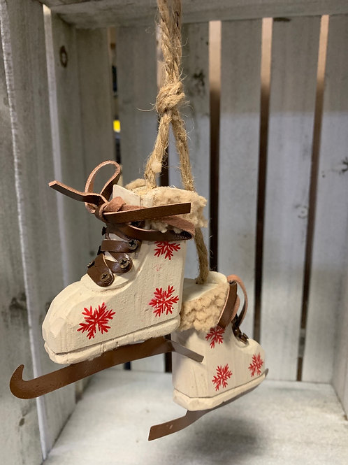 Skate Tree Ornament