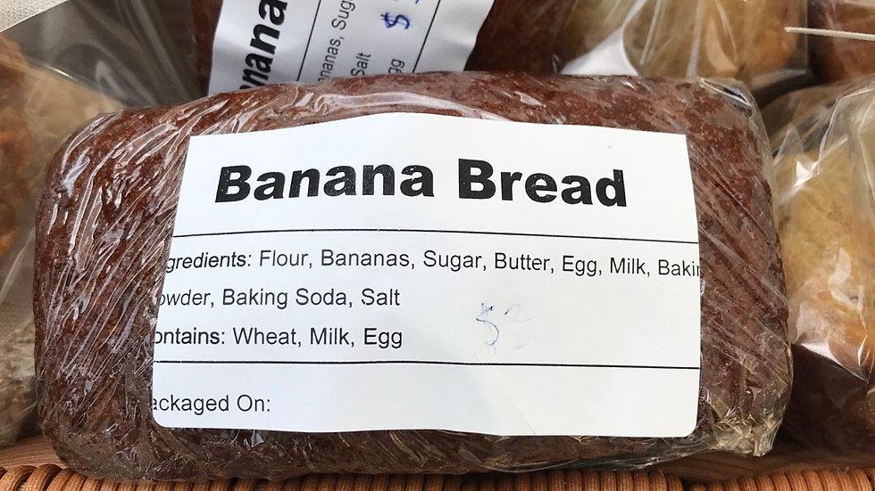 WFCS - Banana Bread Loaf