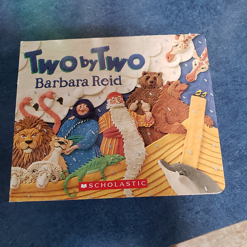 Two By Two -by Barbara Reid