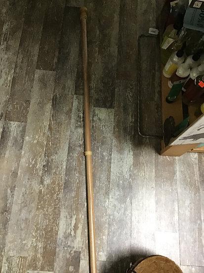 Wood Flag Pole
