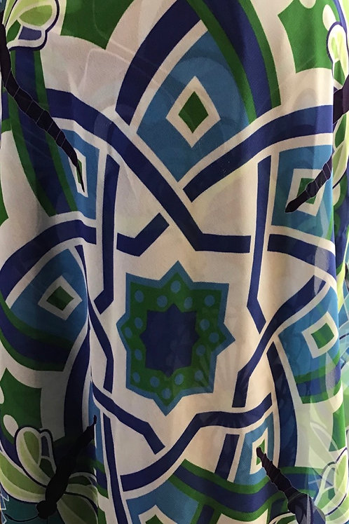 Square polyester Scarf - choice of 3 designs