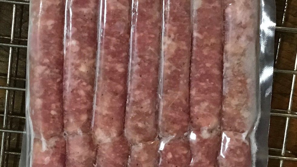 WF - Breakfast Sausage - SOLD BY THE POUND