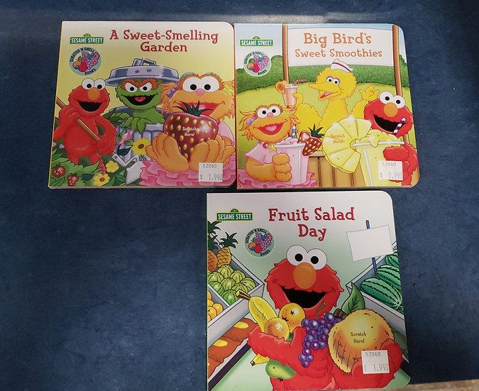 Sesame Street Board Book