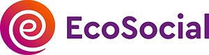 EcoSocial_Logo_Horizontal_Positivo_4000p