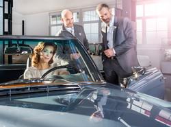 Broschüre Mercedes Benz Museum