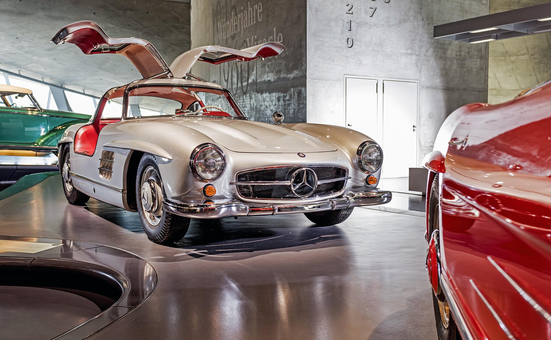 Mercedes Benz Museum Broschüre 2016