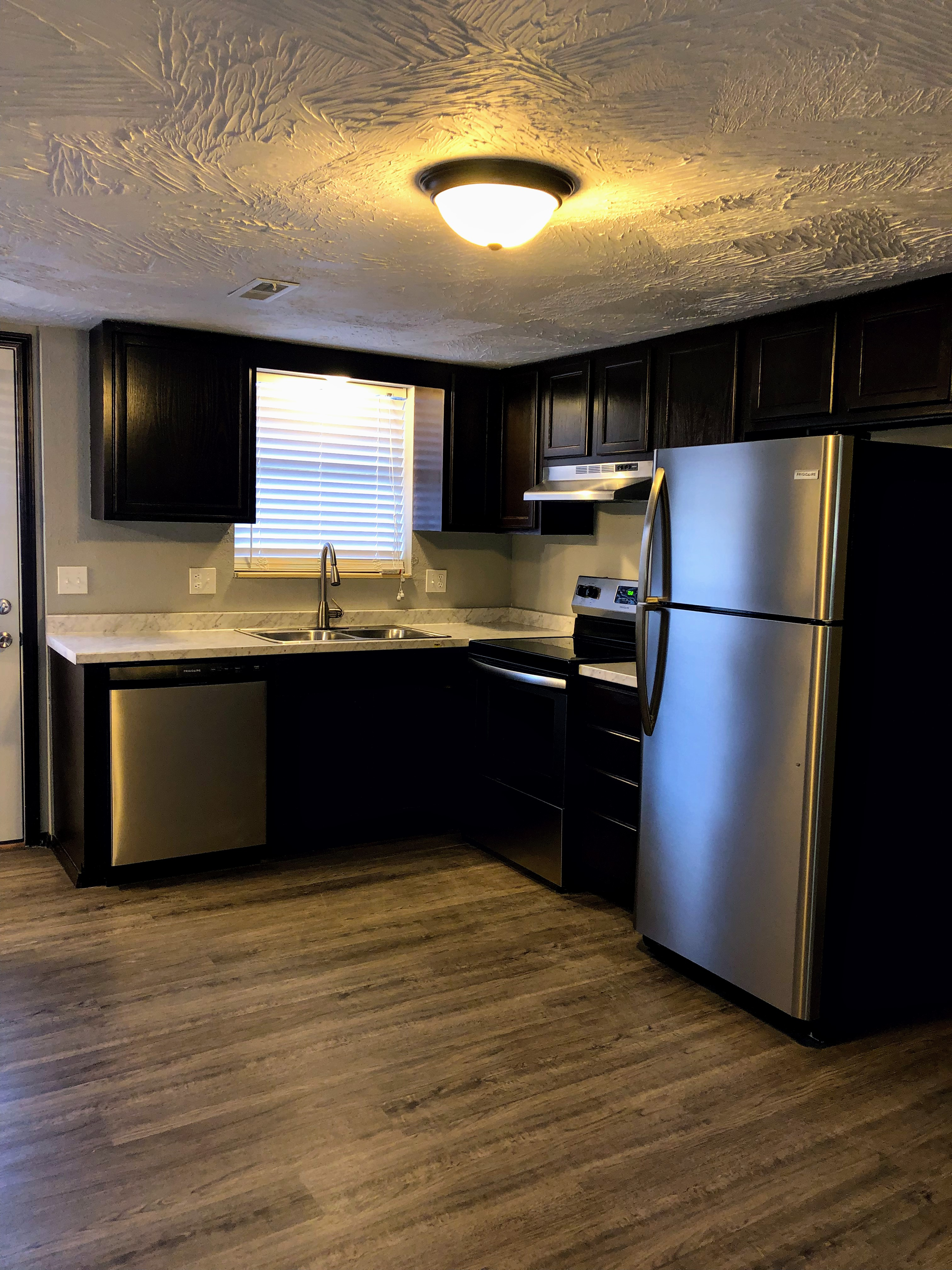 Renovated Townhome Features Upgrades