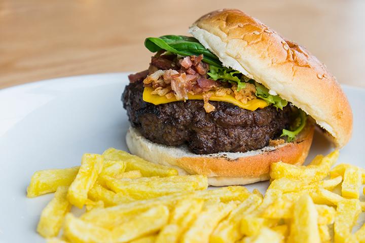 hamburguesa de buey la piparra-grill