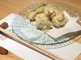 鱈の白子天ぷら|はんなり|浜松